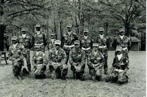 Ranger team
